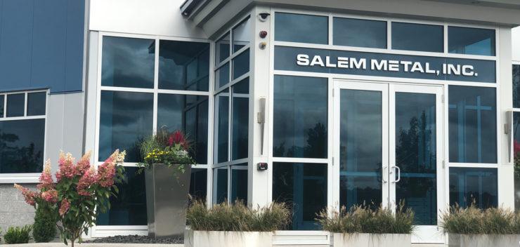 Salem Metal renovation by Gienapp Architects