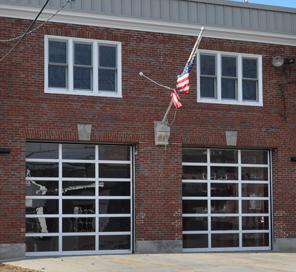 Gienapp Architects, Watertown North Fire Dept.