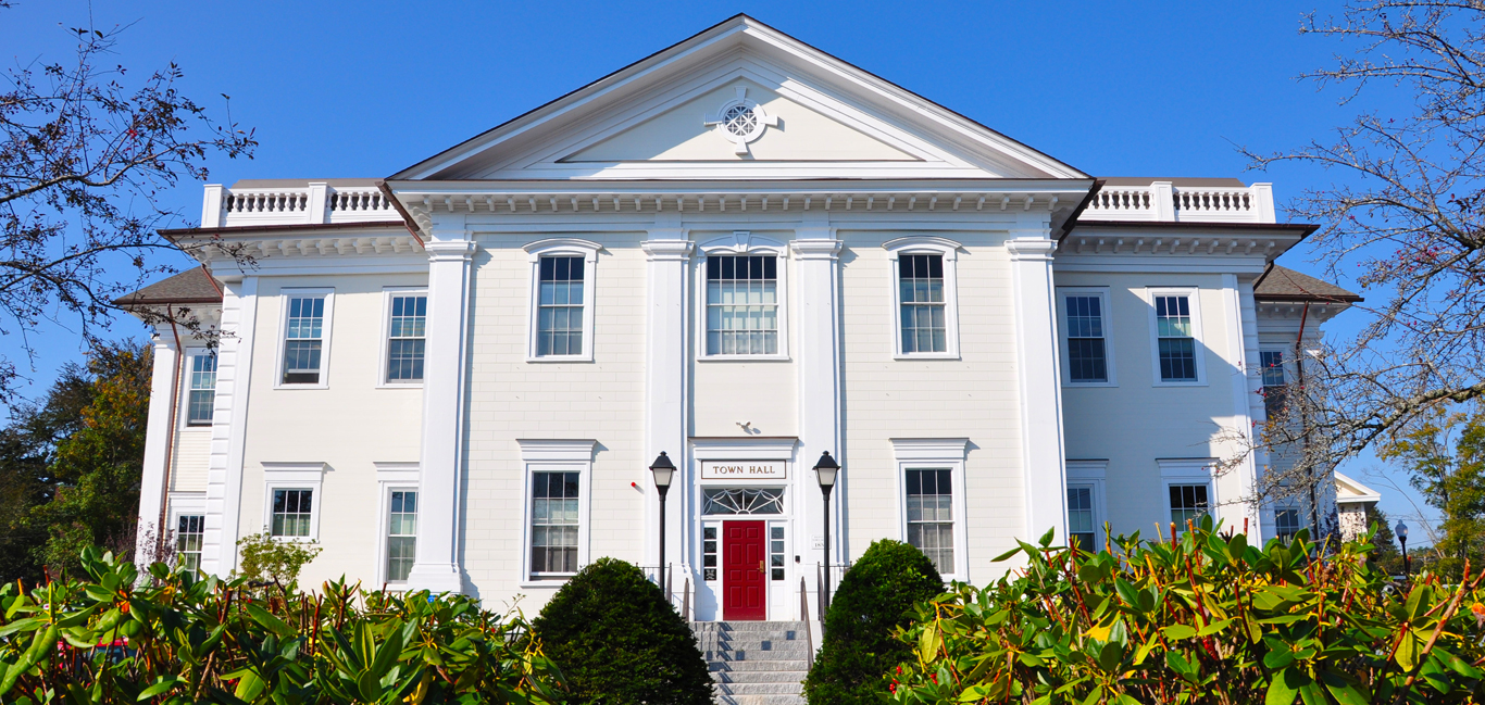 Gienapp Architects, Danvers Town Hall