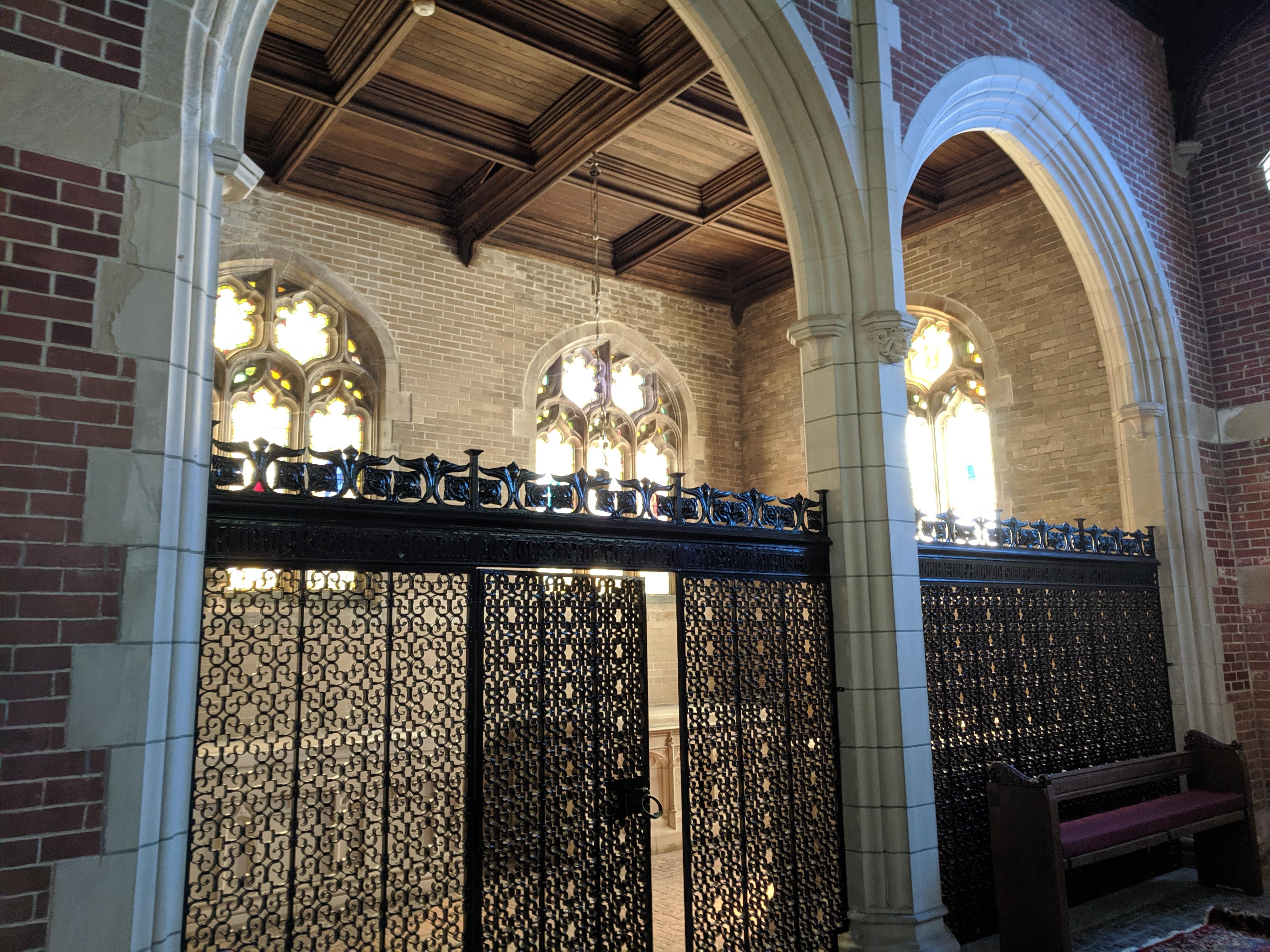 Chapel of St. Gabriel Interior