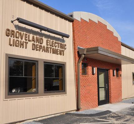 Groveland Electric Light Dept. Renovation