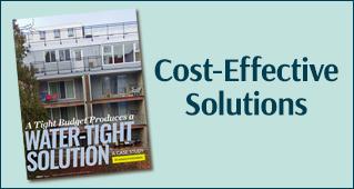 Condo Media Water-Tight Solution Article Graphic
